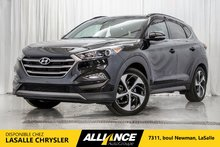 2016 Hyundai Tucson LIMITED | AWD, TOIT PANO | GPS | SIEGES CHAUFFANTS