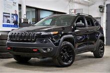 Jeep Cherokee TRAILHAWK,BLUETOOTH,CAMERA RECUL,BANC CHAUFFANT 2017