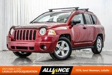 Jeep Compass SPORT | 4X4 | A/C | GROUPE ELECTRIQUE | 2007