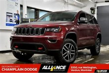 Jeep Grand Cherokee TRAILHAWK, CAMERA RECUL, BANC CHAUFFANT 2017