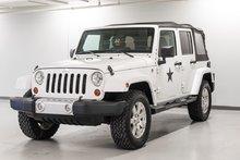 Jeep Wrangler Unlimited SAHARA LE CENTRE DE LIQUIDATION VALLEYFIELDGM.COM 2012