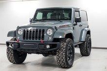 Jeep Wrangler Rubicon FAITES UNE OFFRE! 2014