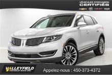 Lincoln MKX ULTRA 2016