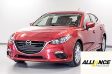 Mazda Mazda3 Sport GS 4 PNEUS D'HIVER* 2015