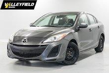 Mazda Mazda3 GX NOUVEAU EN INVENTAIRE 2011