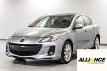 2013 Mazda Mazda3 GT * PRIX REVISÉ**