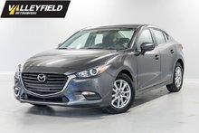 2017 Mazda Mazda3 GS Démarreur à distance!