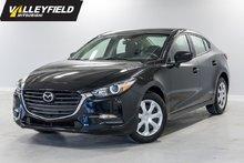 Mazda Mazda3 GX Neuf à prix d'occasion! 2017