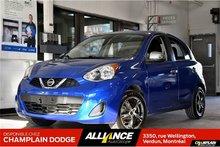 2015 Nissan Micra *SV*ÉCONOMIQUE*AUTOMATIQUE*