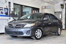 2013 Toyota Corolla CE,TOIT OUVRANT,VITRES ELECTIQUE,A/C