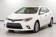 Toyota Corolla LE ECO Upgrade NOUVEAU EN INVENTAIRE 2014