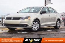 2011 Volkswagen JETTA BASE/S
