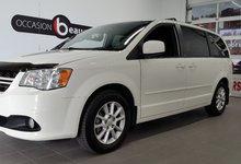Dodge Grand Caravan 2013 R/T CUIR + NAVIGATION + JAMAIS ACCIDENTE