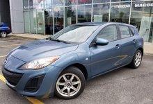 Mazda 3 Sport 2010 118 000KM  AUTOMATIQUE CLIMATISEUR PNEUS NEUFS