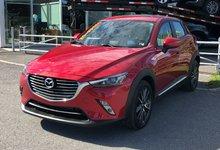Mazda CX-3 2016 GT*AWD*AC*CUIR*TOIT*BLUETOOTH*CRUISE*SIEGES CHAUFF