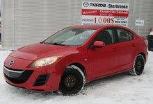Mazda Mazda3 2010 66100KM TOIT OUVRANT CLIMATISEUR