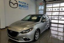 Mazda Mazda3 2014 GX-SKY REGULATEUR DE VITESSE CLIMATISEUR