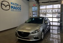 Mazda Mazda3 2015 GS-SKY CAMERA DE RECUL, 1 SEUL PROPRIÉTAIRE