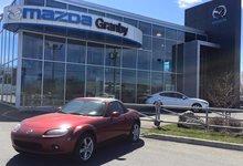 Mazda MX-5 2007 GX*AC*MANUEL*CRUISE*