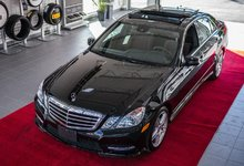Mercedes-Benz E-Class 2013 E350 Diesel