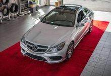 Mercedes-Benz E-Class 2014 E350 Coupe 4Matic