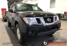 Nissan Frontier 2014 SV- 4X4 -V6 - 4.0L- KING CAB- CERTIFIÉ- HITCH!