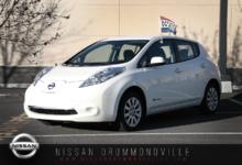 Nissan Leaf 2015 S - CERTIFIÉ - 100% ÉLECTRIQUE - GARANTIE!!