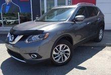 Nissan Rogue 2015 SL + TECH + GPS + TOIT PANORAMIQUE +