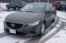 Photo Mazda 6 Only 13k! Heated Front+Rear Seats! Bluetooth! 2016