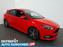 2015 Ford Focus ST NAVIGATION - Toit Ouvrant - A/C - Cuir