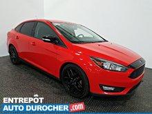 2016 Ford Focus SE AIR CLIMATISÉ - Groupe Électrique