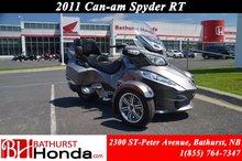 2011 Can-Am Spyder RT