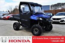 2017 Honda ATV SXS700M2DH