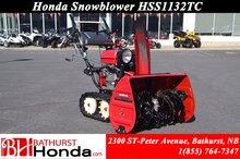 Honda Power Equipment HSS1132CT Snowblower 2010
