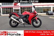 Honda CBR500  2013