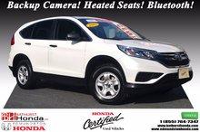 Honda CR-V LX - FWD 2015