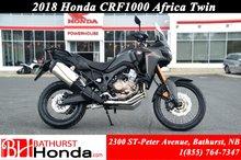 2018 Honda CRF1000 Africa Twin
