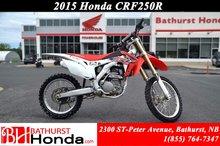 2015 Honda CRF250R