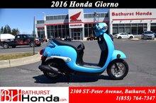 2016 Honda Giorno