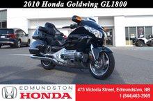 2010 Honda GL1800AL Gold Wing GL1800