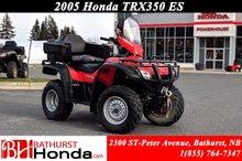 Honda TRX350 ES 2005