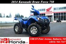 2014 Kawasaki Brute Force 750