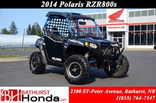 Polaris RZR 800 S 2014