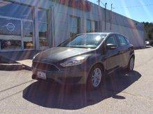 2015 Ford Focus SE     $104 BI WEEKLY