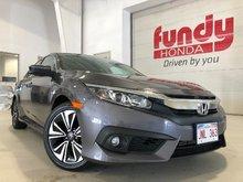 2016 Honda Civic Sedan EX-T w/turbo charged