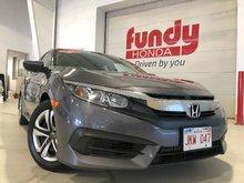 2017 Honda Civic Sedan LX w/heated front seats and backup cam