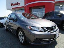 2015 Honda Civic LX w/ Heated Seats, A/C, Bluetooth