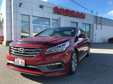 2015 Hyundai Sonata SPORT    $105 BI WEEKLY
