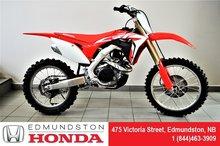 Honda CRF450 R 2018