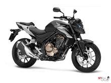 2018 Honda CB500FAG ABS